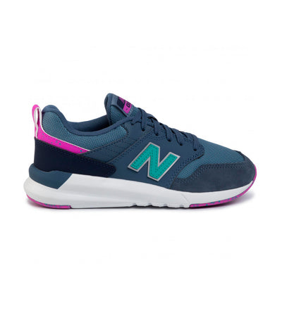 New Balance Women's 009 Sneakers Blue and Pink