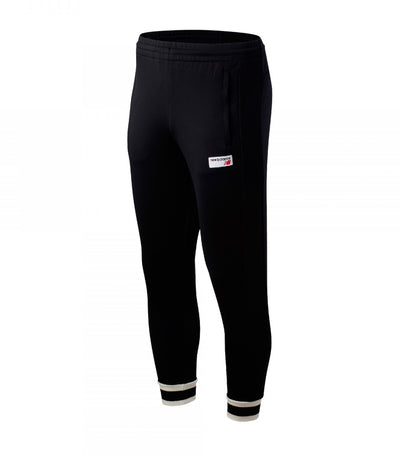 New Balance NB Athletics Stadium Trackpants Black
