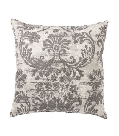 pottery barn sunbrella® rochelle damask indoor/outdoor pillow
