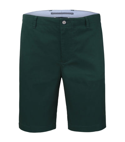 pedro del hierro green bermuda shorts with side bands