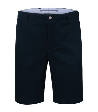 pedro del hierro navy bermuda shorts with side bands
