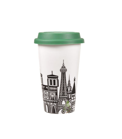 portmeirion cityscapes paris tumbler