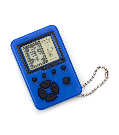 thumbs up retro mini console keychain