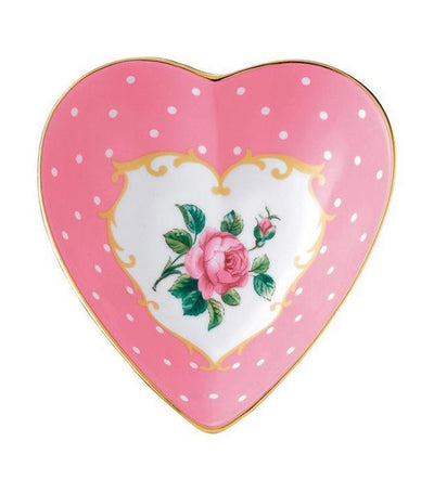 Cheeky Pink Heart Tray