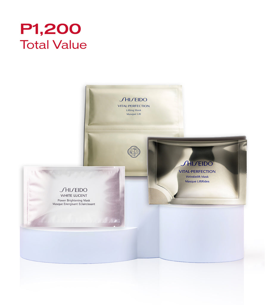 Shiseido Quick Fix Mask Set