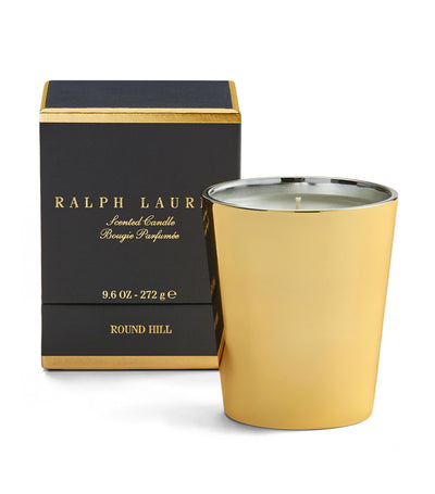 Ralph Lauren Home Round Hill Candle - Gold