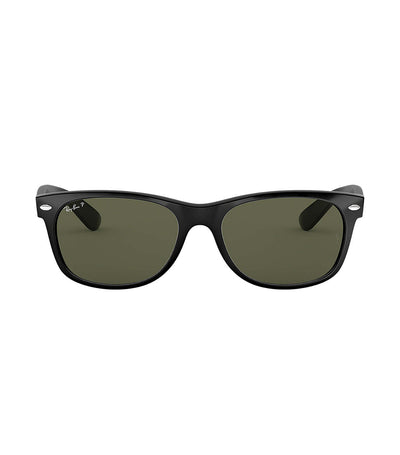 ray-ban new wayfarer classic sunglasses black