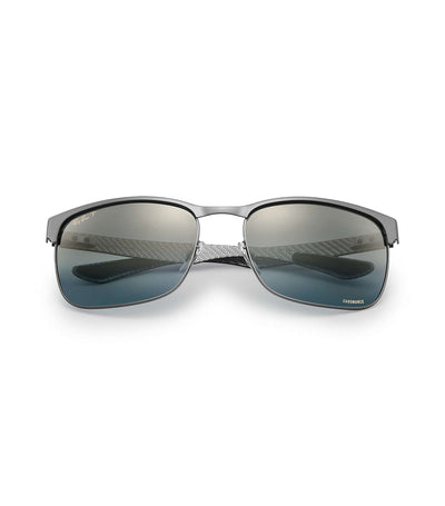 ray-ban chromance carbon fiber grey