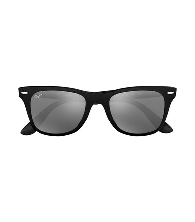 Wayfarer Liteforce Gradient Gray Mirror