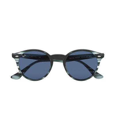 ray-ban highstreet round grey