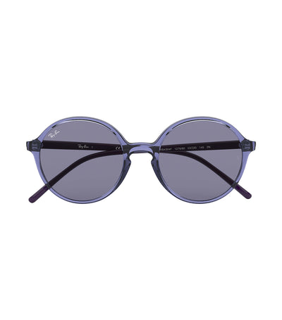 ray-ban youngster round grey