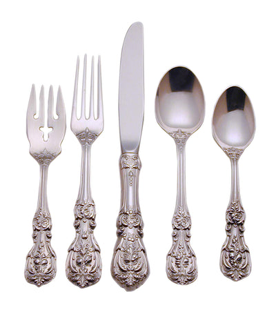 Francis Sterling 5-Piece Dinner Setting