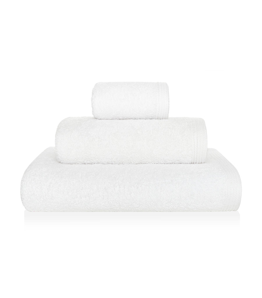 rustan's home new plus towel - white