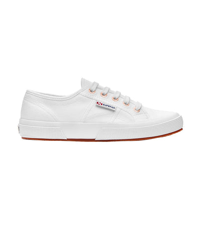 Superga 2750 Cotu Classic White Rose Gold