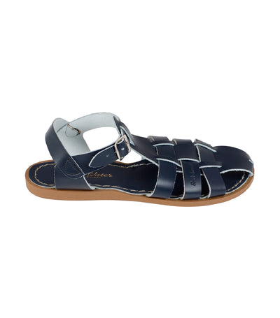 salt-water sandals woman shark original sandals navy