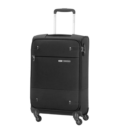 samsonite base boost spinner 55/20 expandable black