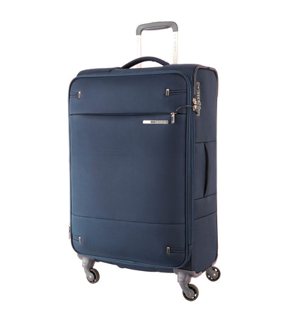 samsonite base boost spinner 71/26 expandable blue
