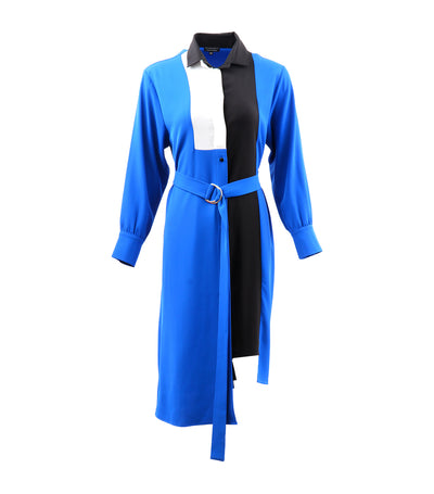 Aquamarine Dress Blue and Black