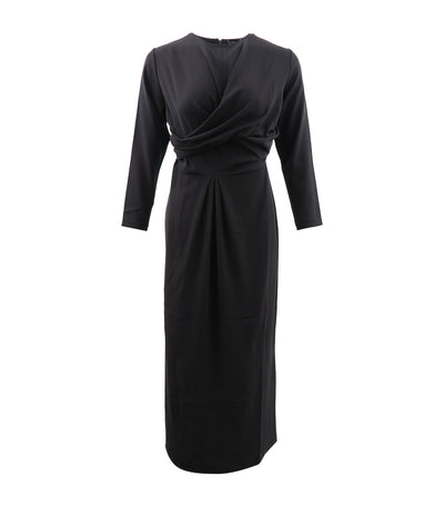 Ficus Dress Black