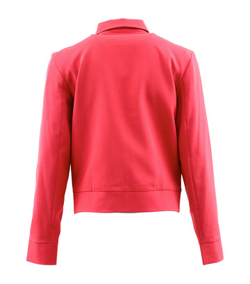 Clover Jacket Red
