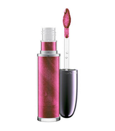 mac cosmetics grand illusion glossy liquid lipcolour