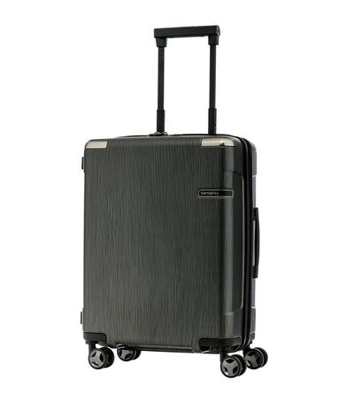samsonite evoa spinner 55/20 brushed black