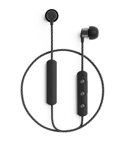 Tio Earphones Black