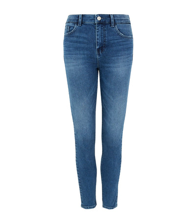 Ivy Skinny Jeans Blue Denim