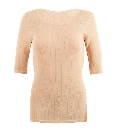 2  Pack Thermal Longsleeve Top Light Camel