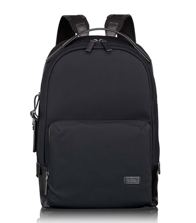 Webster Backpack Black Nylon