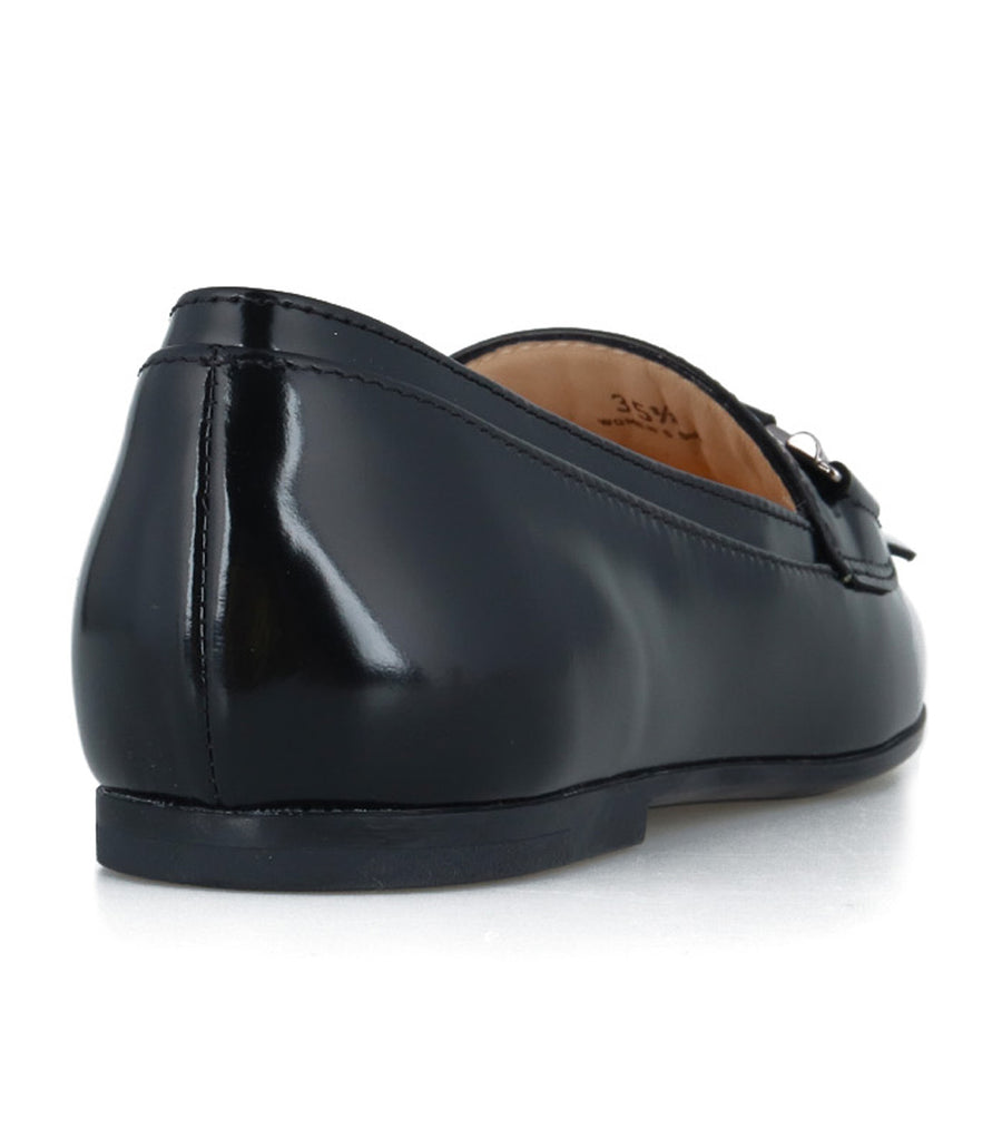 Double T Loafers Black