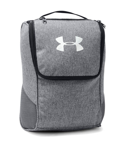 under armour ua shoe bag gray
