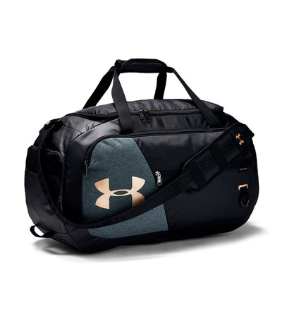 under armour ua undeniable 4.0 medium duffle bag black