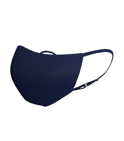 Adult Premium Reusable Fabric Mask Midnight Blue