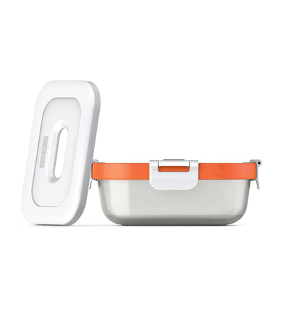 zoku 3 piece neat stack lunch set