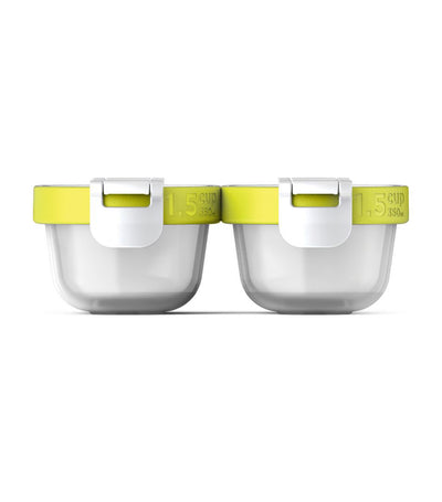 zoku 4 piece neat stack snack set