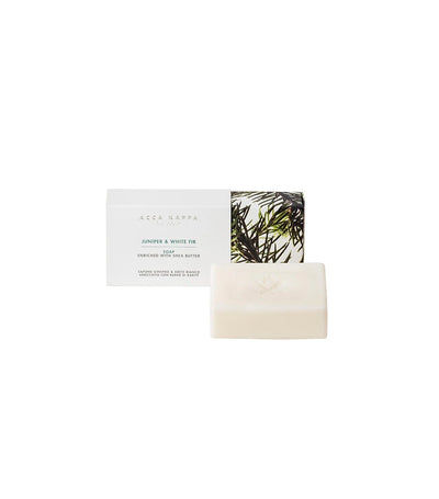 acca kappa juniper and white fir soap