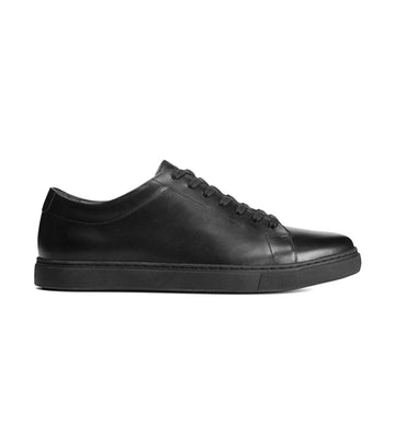 allen edmonds canal court leather sneakers