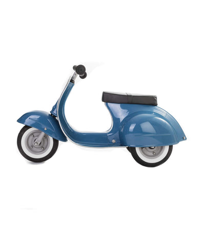 ambosstoys blue primo ride-on toy
