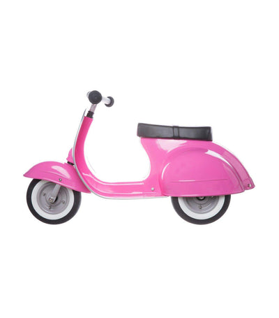 ambosstoys pink primo ride-on toy