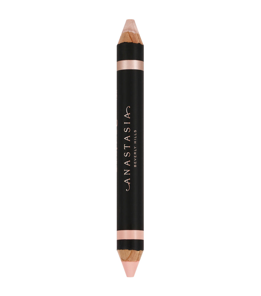 anastasia beverly hills camille/sand shimmer highlighting duo pencil