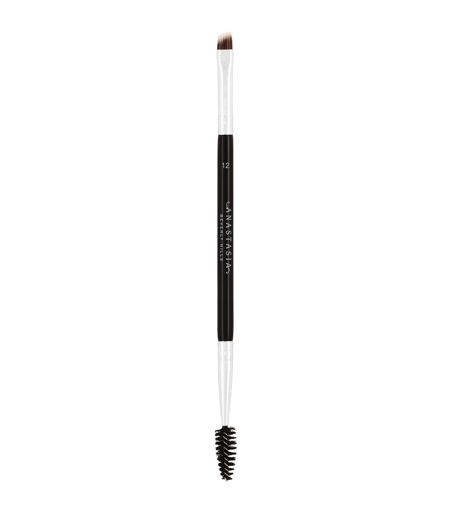 anastasia beverly hills brush 12 – dual-ended firm angled brush