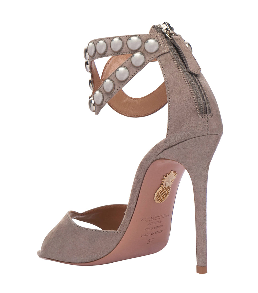 aquazzura dj high heel strapped sandals