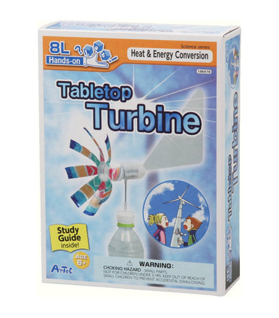 artec tabletop turbine