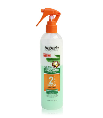babaria aloe two phase conditioner