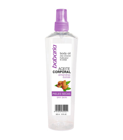 babaria sweet almond body spray