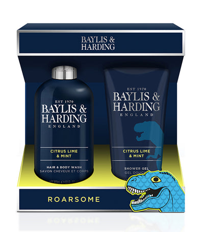 Baylis & Harding Citrus Lime & Mint Two Bottle Set