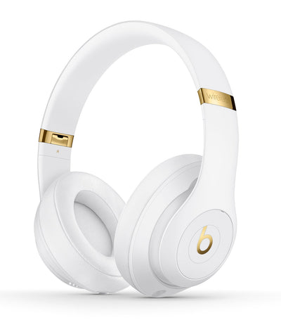 beats by dre studio3 wireless white