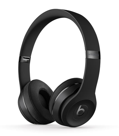 beats by dre solo3 wireless black