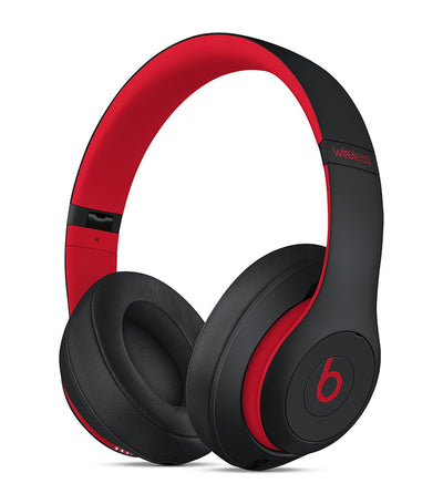 beats by dre studio3 wireless decade red